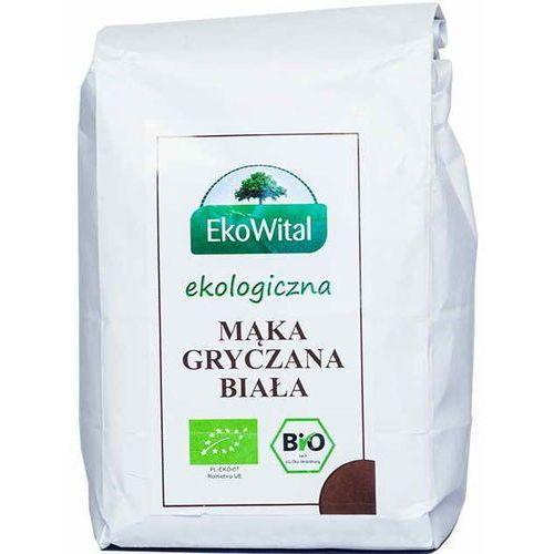 Eko wital Mąka gryczana biała bio 500 g ekowital