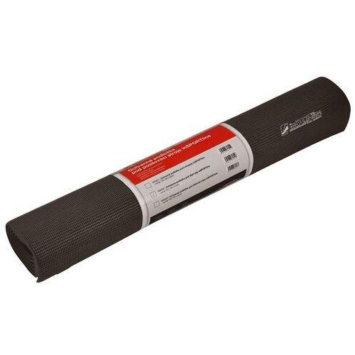 Uniwersalna mata ochronna pod sprzęt amortyzująca 190 x 90 x 0,6 cm, czarny marki Insportline