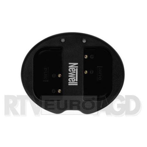 Newell Ładowarka dwukanałowa SDC-USB do akumulatorów D-LI90