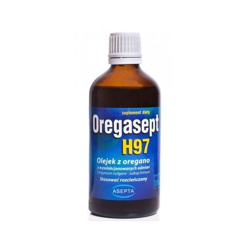 Oregasept H97 olejek z oregano 30 ml (5907771496047)