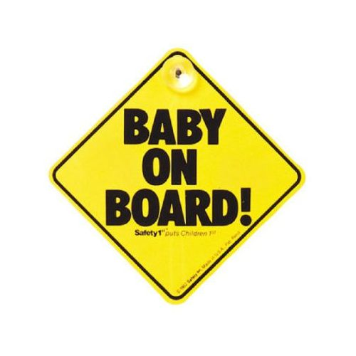 tablicza baby on board marki Safety 1st