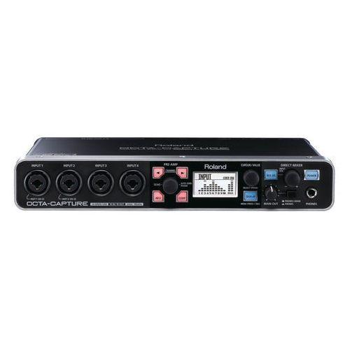 """ua-1010 octacapture - interface audio -5% na pierwsze zakupy z kodem """"start""""! marki Roland"""