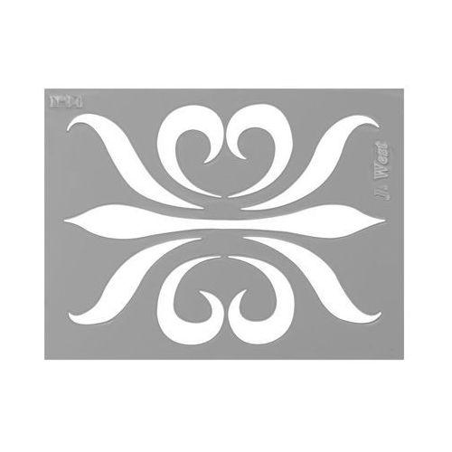 Jeger Szablon samoprzylepny arabesca xs nr 094 (5902166631218)