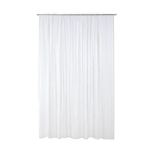 Firana na taśmie jara 300 x 280 cm biała marki Inspire