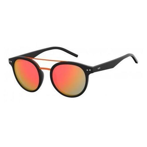 Polaroid Okulary Przeciwsłoneczne 6031/S OZ, kolor żółty