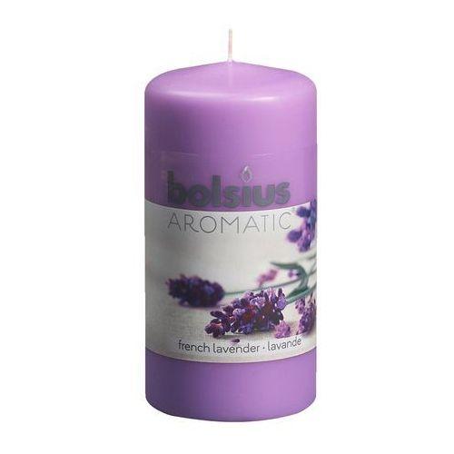 BOLSIUS 120/60 Lawenda świeca pieńkowa zapachowa