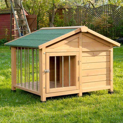 Zooplus exclusive Buda dla psa sylvan special - l: szer. x gł. x wys.: 140 x 110 x 95 cm| -5% rabat dla nowych klientów| dostawa gratis + promocje (4054651540190)
