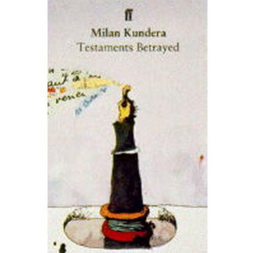 Testaments Betrayed (9780571173372)