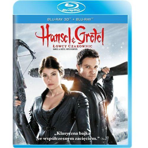 Hansel i gretel: łowcy czarownic (3d) 2 dyski