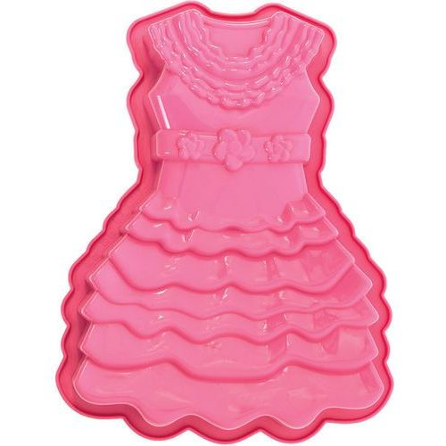 Forma do ciasta Sukienka Pavoni (FRT185ROS)