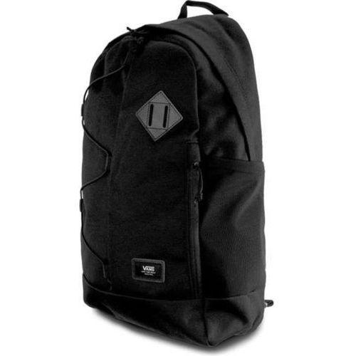range backpack black - plecak miejski marki Vans