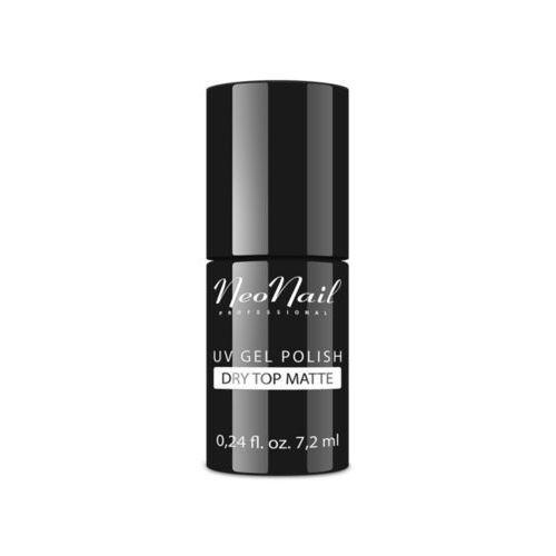 Lakier Hybrydowy UV 7,2 ml - Dry Top Matte, 5903274035295