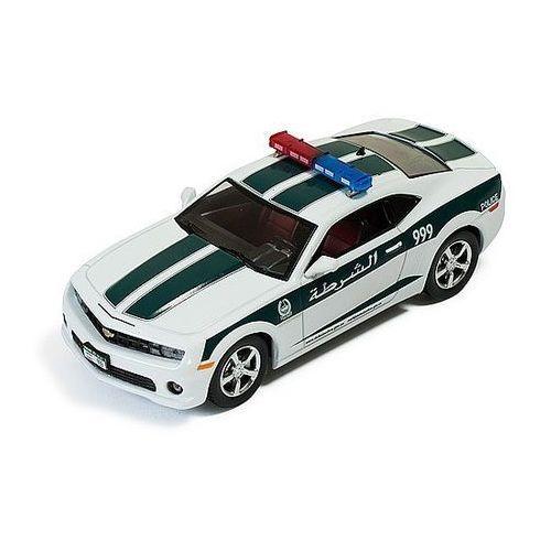 Chevrolet camaro dubai police 2011 -  marki Ixo