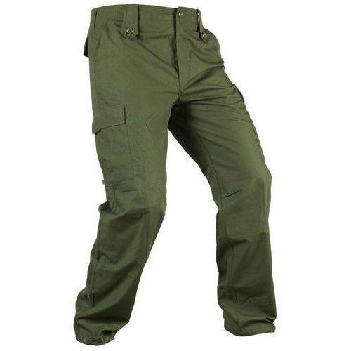 Spodnie Pentagon BDU 2.0 Pants P/C Rip-Stop Woodland (K05001-51) - camo green, kolor zielony