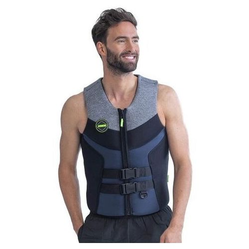 Jobe Kamizelka segmented vest men (cool grey) 2020