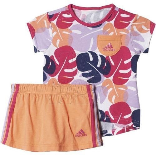 Adidas Komplet  summer beach set kids aj7354