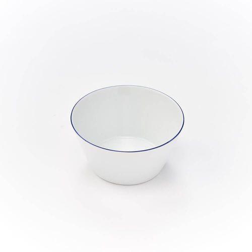 Salaterka porcelanowa bistro - śr. 14 cm marki Karolina