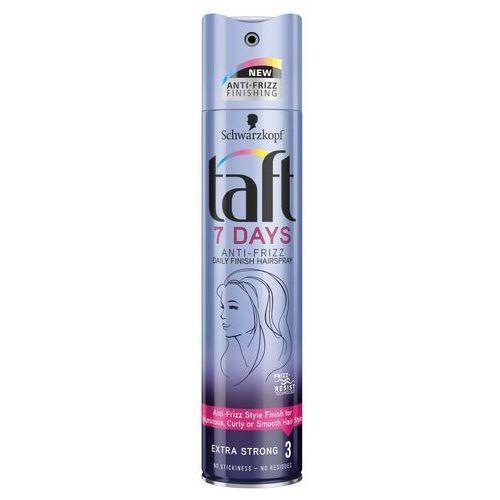 Taft lakier do włosów 7days volume 250ml marki Schwarzkopf