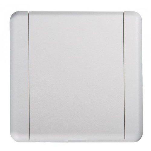 Gniazdo euro metalowe białe marki Beam