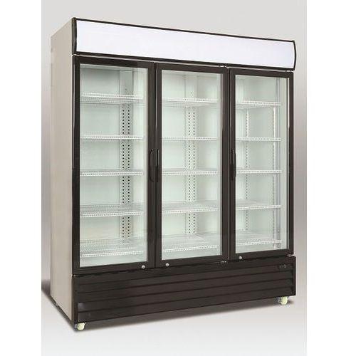 Szafa chłodnicza przeszklona   1500L   1710x720x(H)2063mm