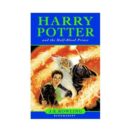 Joanne K. Rowling. Harry Potter and the Half-Blood Prince - Children's edition., J.K. Rowling