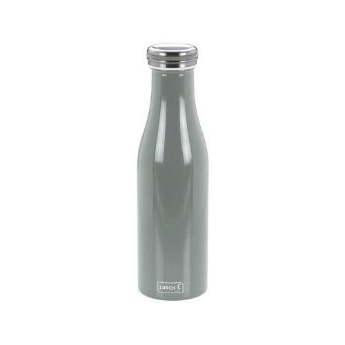Lurch - butelka termiczna, 0,50 l, szara - szary (4019889136331)