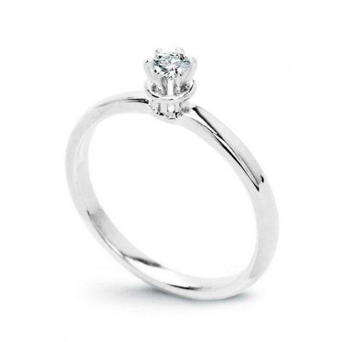 Złoty pierścionek PBD1913 - Diament