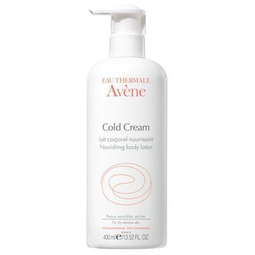 Avene cold cream odżywcze mleczko do ciała 400ml marki Pierre fabre