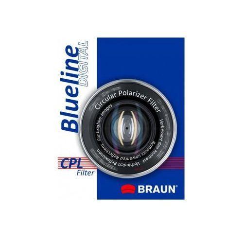 Braun Filtr uv blueline (55 mm) (4000567141563)
