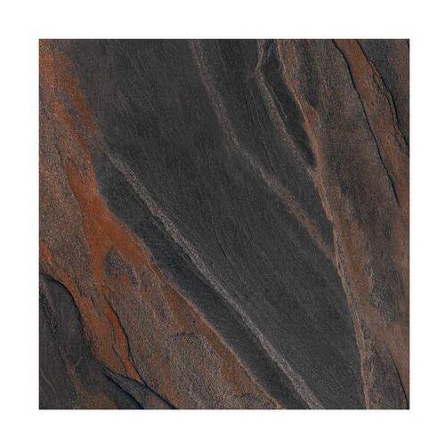 Gres szkliwiony Slate Anthracite Rektyfikowany 60 X 60 Saturn