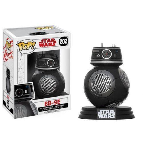 Figurka Funko BB-9E - Pop! Vinyl: Filmy Gwiezdne Wojny: Ostatni Jedi