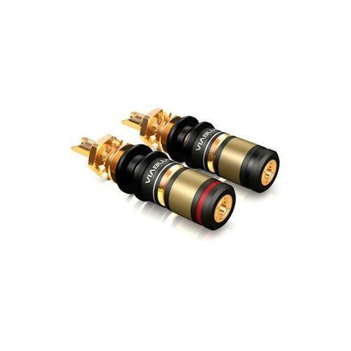 Viablue T6s Binding posts - gniazda głośnikowe (4048834300305)