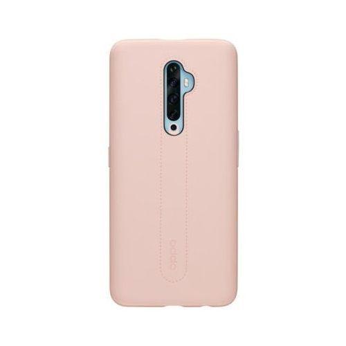 Oppo Etui cover do smartfona reno 2 różowy (6944284650329)