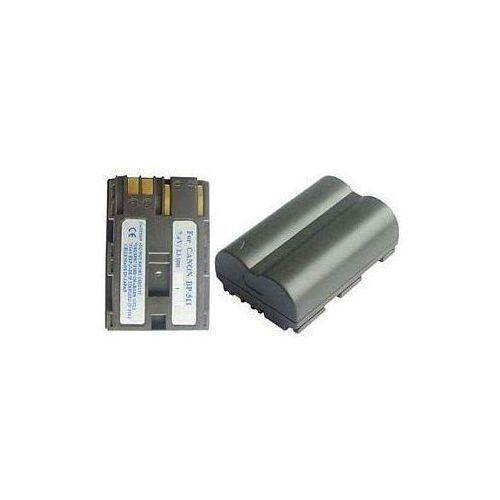 Akumulator do canon bp-511 1900mah li-ion 7.4v marki Powersmart