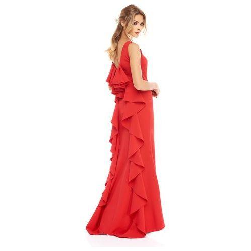Sukienka gardenia w kolorze czerwonym marki Sugarfree