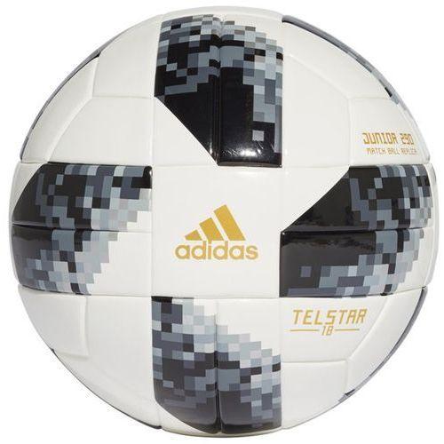 Adidas Piłka nożna junior 290 telstar 18 r.4