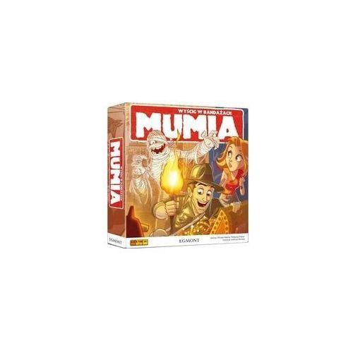 Mumia. gra planszowa od producenta Egmont