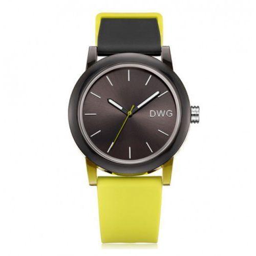 Zegarek DWG na zielonym pasku 02, E9CC-9292E