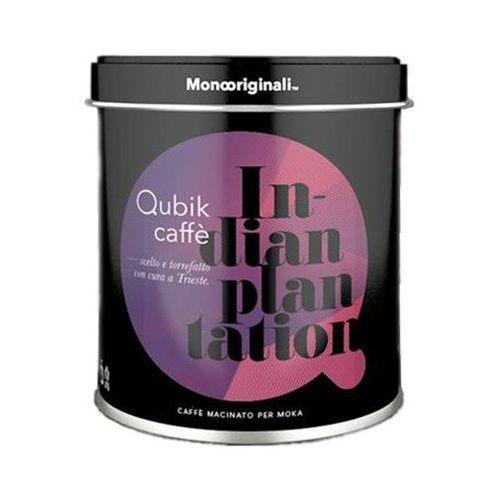 Kawa mielona Qubik Caffe 100% Arabica India Plantation AA 125g (8007592189368)