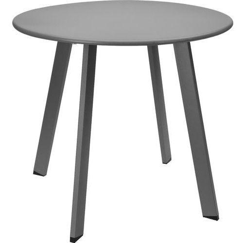 Stół okrągły Intesi Pini szary (8719202924602)