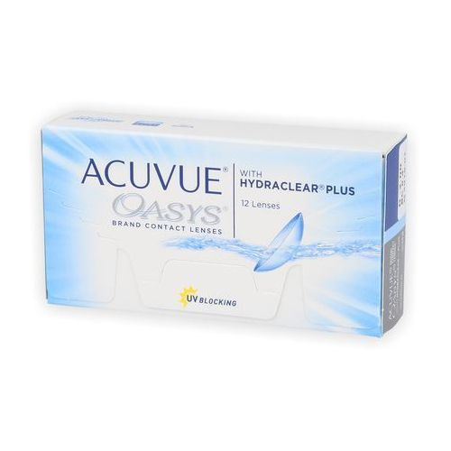Acuvue Oasys™ 12 szt., towar z kategorii: Soczewki kontaktowe