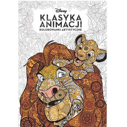 Ameet Klasyka animacji. kolorowanki artystyczne. (9788325324186)