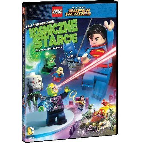 FILM LEGO® Liga Sprawiedliwości - Kosmiczne Starcie, GDSY34057