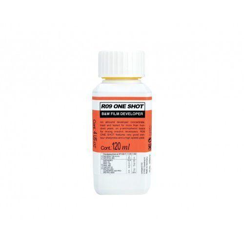 R09 (AGFA formuła Rodinal) ONE SHOT 120 ml