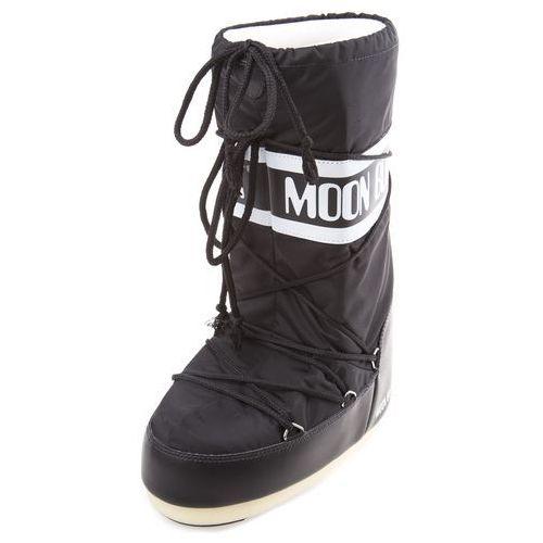 Moon Boot MB Nylon Śniegowce Czarny 23-26