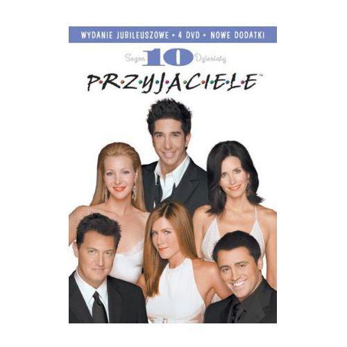 Mgm Przyjaciele. sezon 10 [4dvd] - wydanie jubileuszowe - david crane
