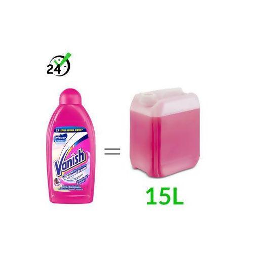 Vanish płyn do prania do dywanów, 500ml (1:30) #ZWROT 30DNI #GWARANCJA D2D #KARTA 0ZŁ #POBRANIE 0ZŁ #LEASING #RATY 0% #WEJDŹ I KUP NAJTANIEJ