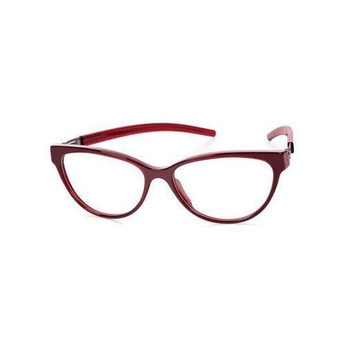 Ic! berlin Okulary korekcyjne a0632 anne k. very berry