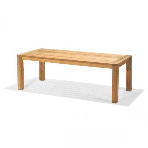 Stół prostokątny z drewna tekowego Jambi 220x100, 71339