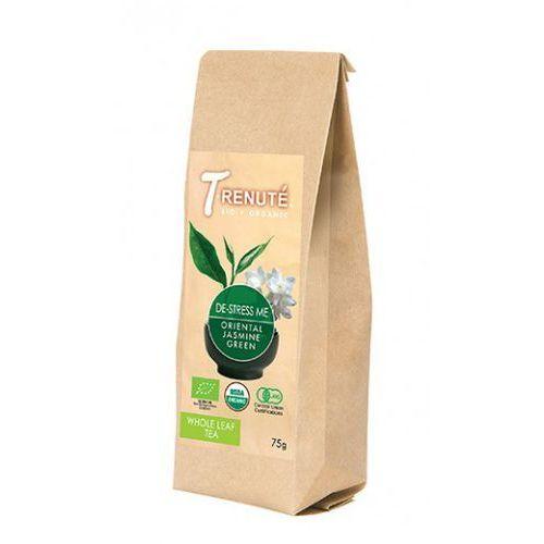 T'renute (herbaty) Herbata zielona z jaśminem de-stress me bio 75 g - t renute (4792038700392)
